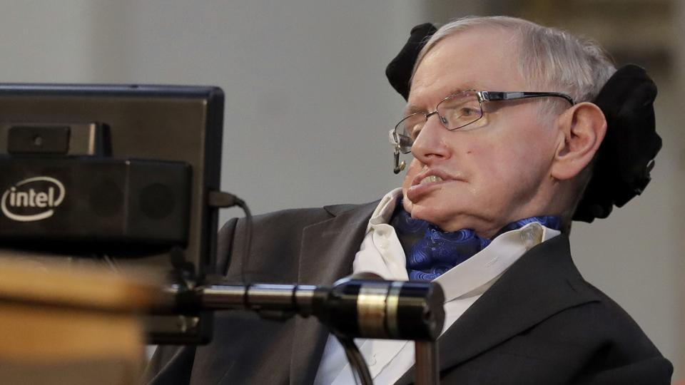 Well known scientist Stephen Hawking lamented that he may no longer be welcome in America under Donald Trump; and said that Brexit threatens Britain's status as a world- leader in science and innovation