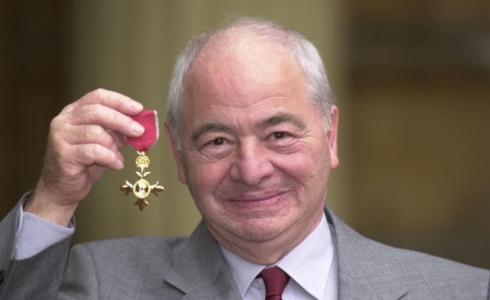 Colin Dexter began writing a detective novel to help pass the time during a wet vacation in Wales.