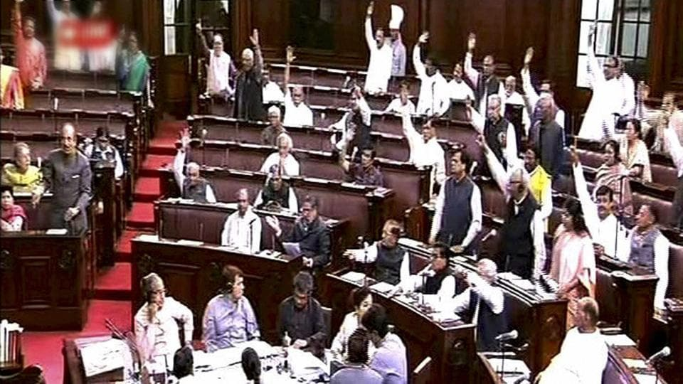 Rajya Sabha members across parties expressed concern over the use of medicines by couples in their quest for a male child.