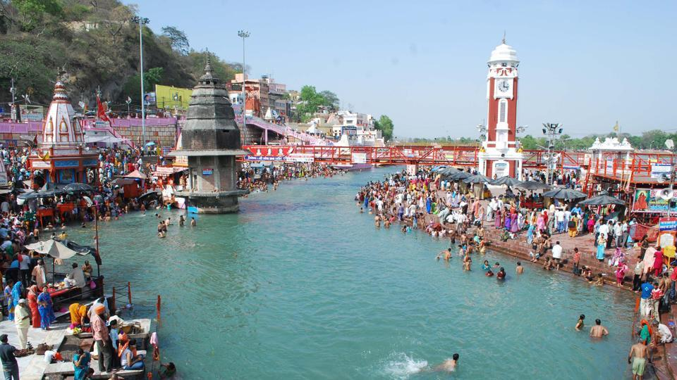 Some stretches of the Ganga  are too polluted for even a dip, the government has told Parliament.