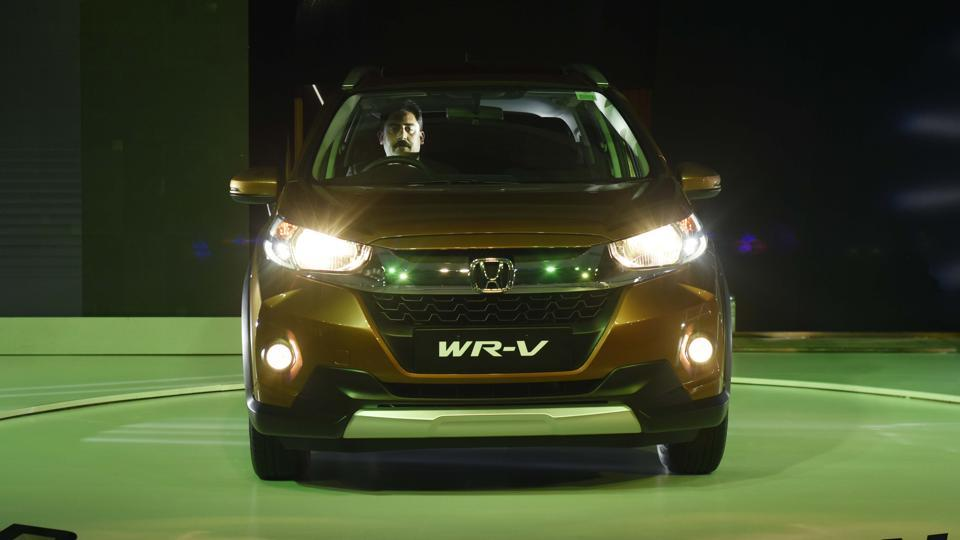 The price hike won't be applicable to the newly launched Honda WR-V.