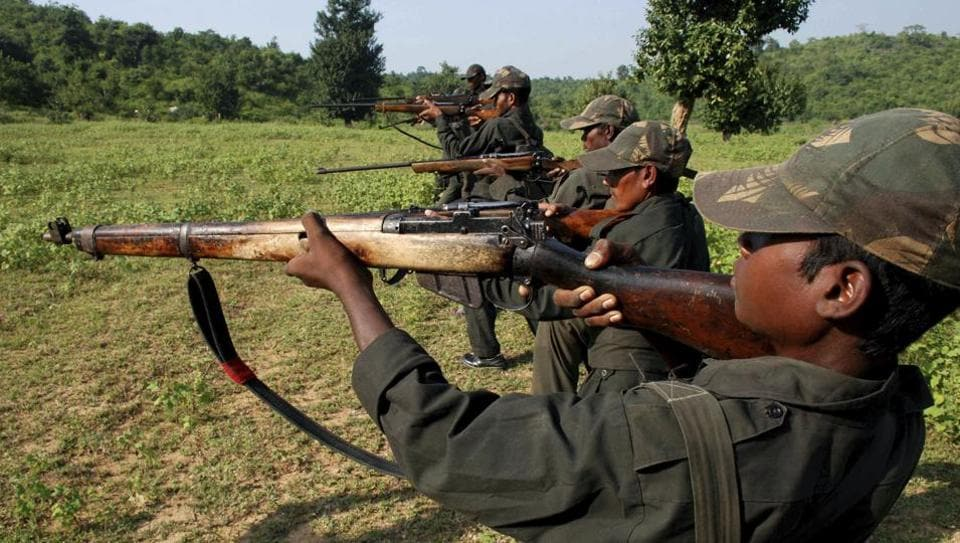 Maoists,Left Wing Extremists,Home Ministry