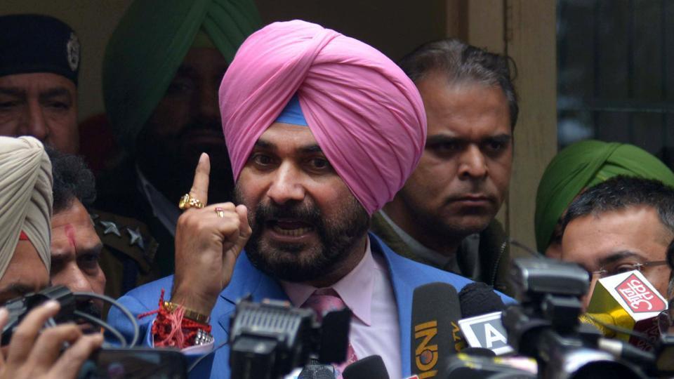 Navjot Singh Sidhu,Cricket,Capt Amarinder SIngh