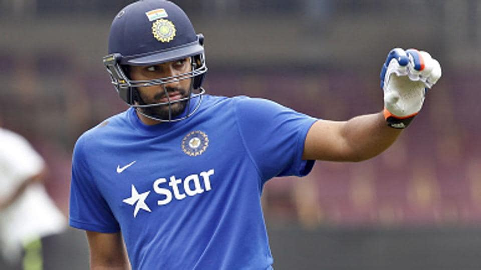 Rohit Sharma was out of international cricket for a long time due to injury concerns.