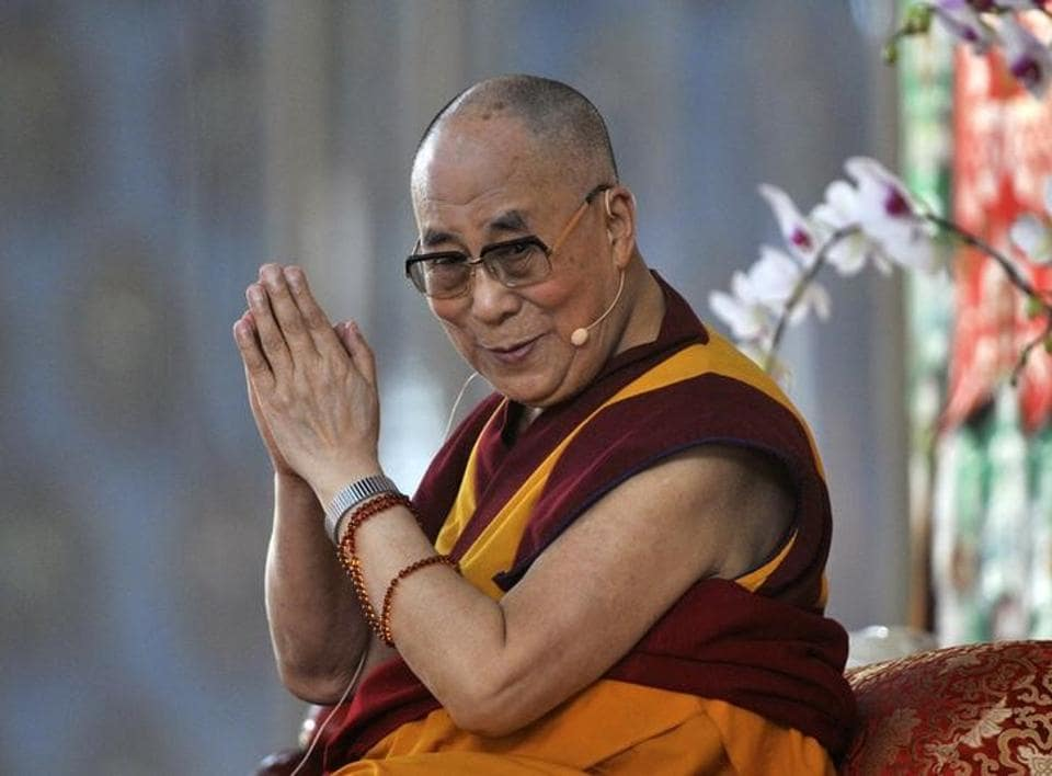 Spiritual leader Dalai Lama on Sunday said it was only India that could combine modernity with its ancient knowledge to make life more meaningful and joyous