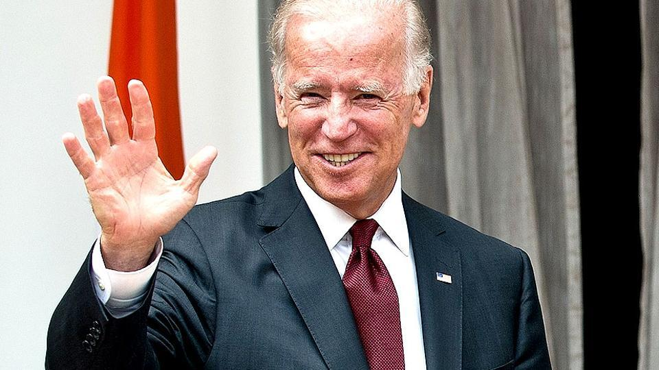 Former VP Biden bats away Trump's wiretap claim: 'Are you joking?'