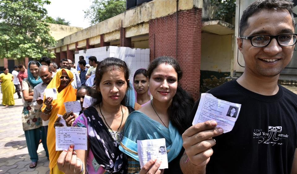 MCD polls,Delhi MCD election,MCD polls date