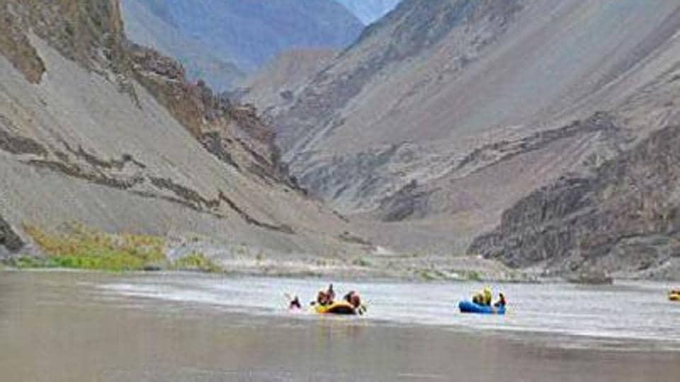 Indus Waters Treaty,Kishanganga and Ratle projects,World Bank