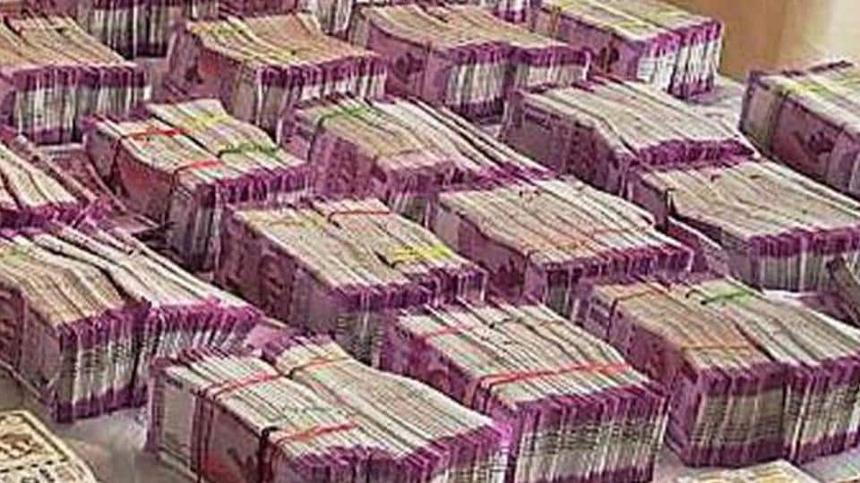 Mining baron and his associates were arrested in connection with a money laundering case registered post demonetisation.