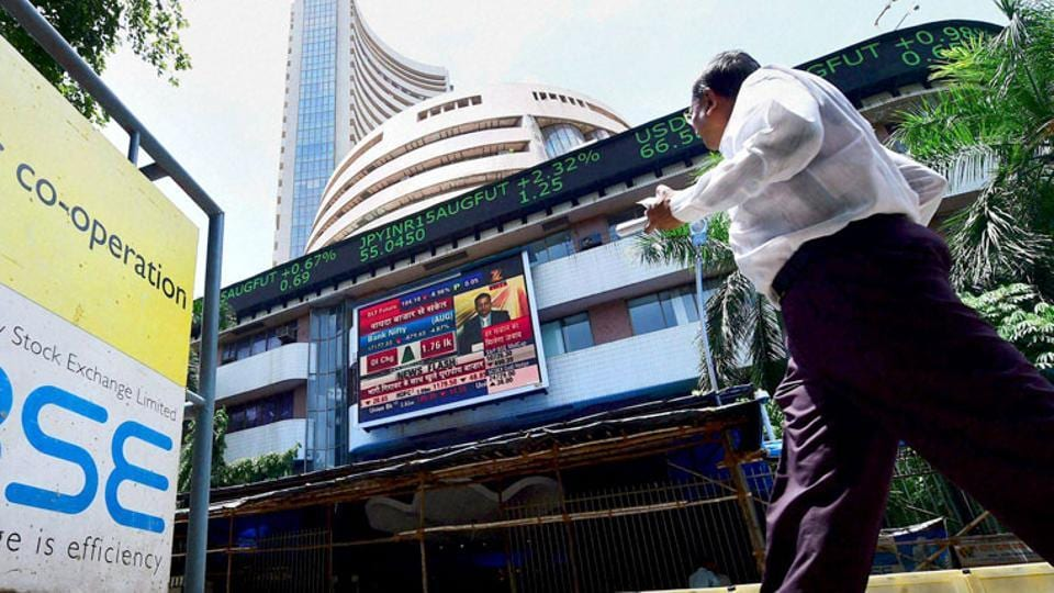 The 30-share benchmark Sensex closed down 130 points or 0.44% at 29,518.74 while the broader Nifty fell 0.36% to close at 9,126.85.