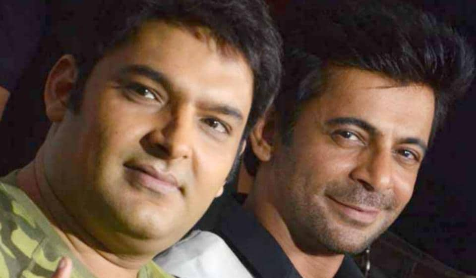 Kapil Sharma and Sunil Grover are currently working together on the Kapil Sharma Show.
