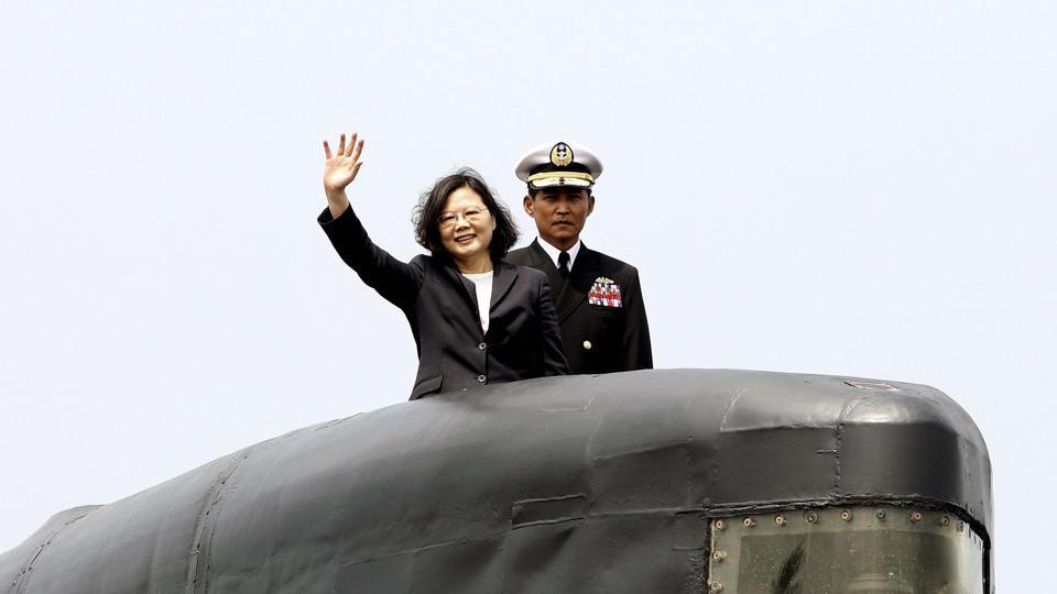 Taiwan submarine,Taiwan China,China
