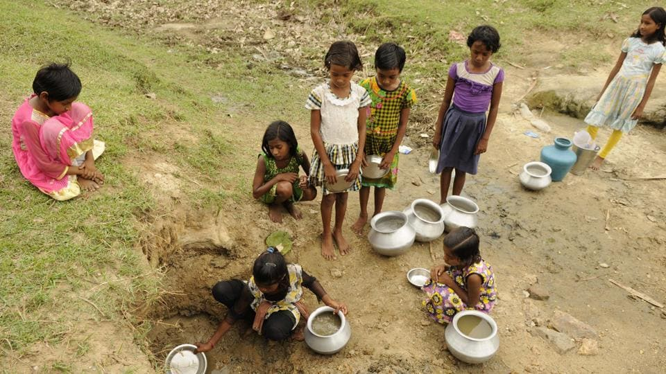 Drinking water,Rural India,Clean drinking water