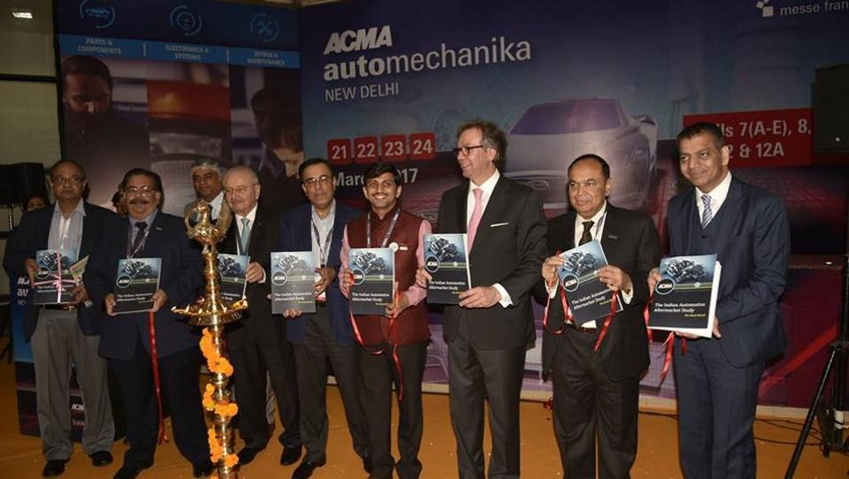 ACMA Automechanika New Delhi,ACMA Automechanika,Messe Frankfurt