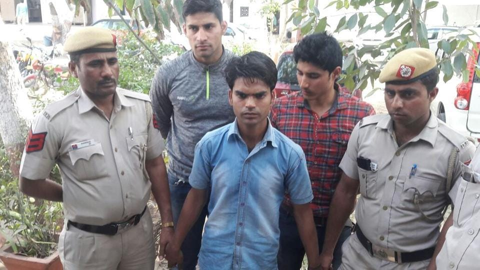 The accused, Ravi Kumar, told the police that he was angry as he suspected Muskan to be in a relationship with someone else.
