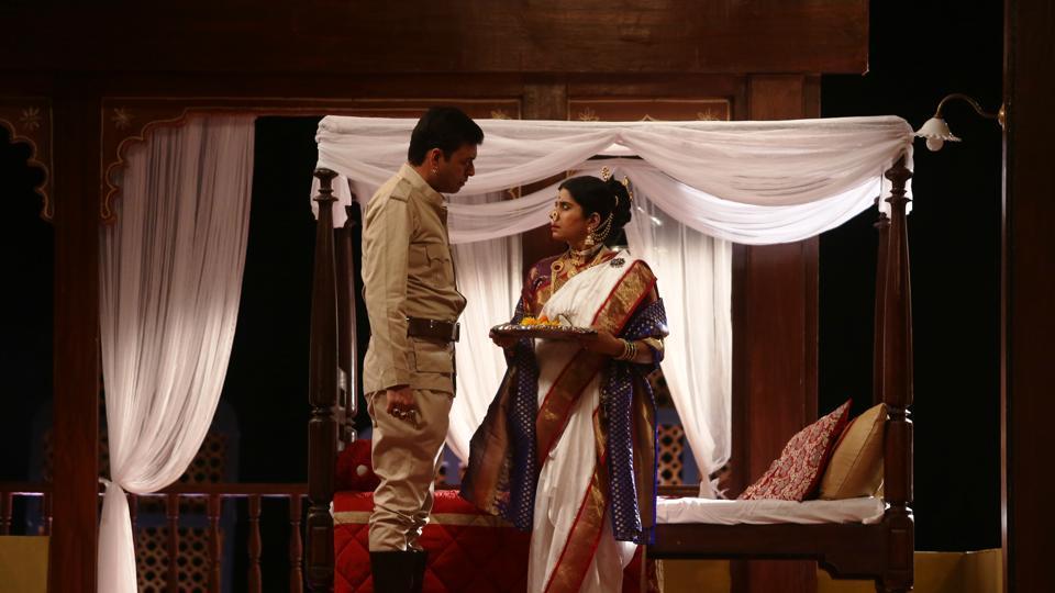 A scene from Agnipankh.