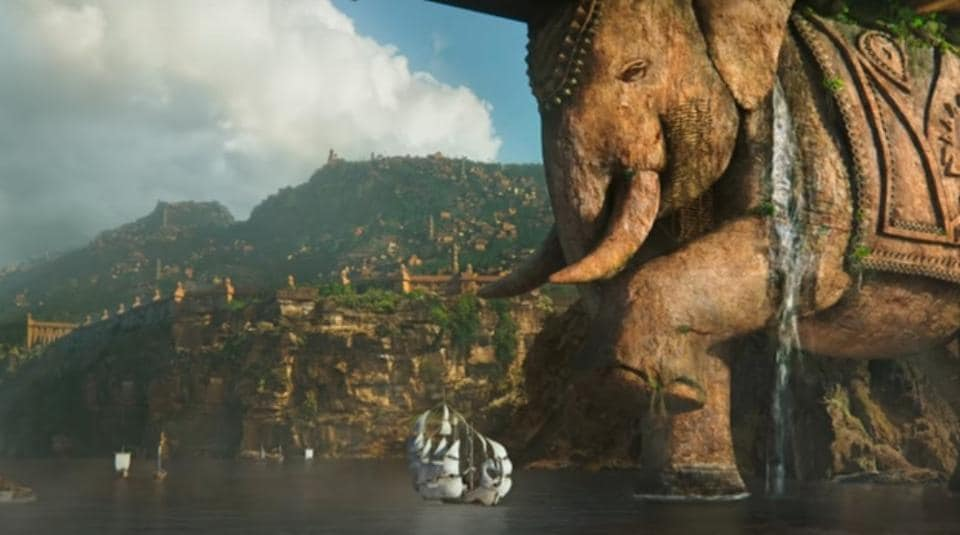 Baahubali 2 will retain much of the grandeur of Baahubali: The Beginning but will focus more on emotions.