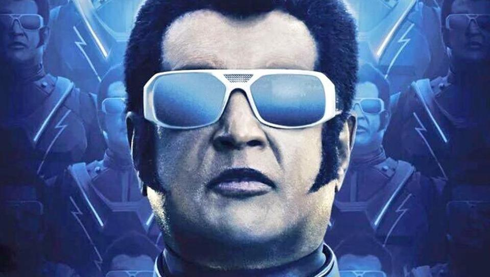 2.0 is an upcoming Indian science fiction film written and directed by S. Shankar.