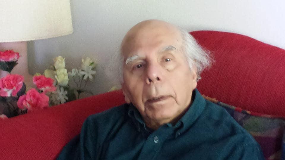 Talwalkar won several awards during his long career in journalism