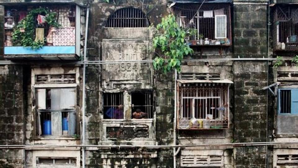 The BDD chawls were developed by the British in the 1920s as a low-cost housing solution for the city.
