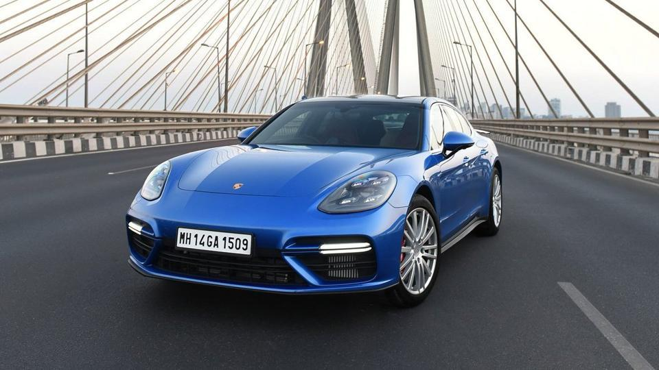 The Porsche Panamera 2.0 was launched in two editions -- Turbo and Turbo Executive.