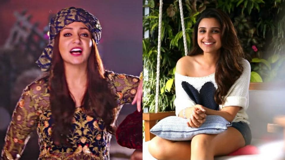 Anushka Sharma, Parineeti Chopra and others are set to sing songs for their films slated for release this year.