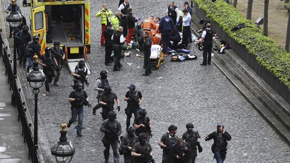 Britain Under Attack