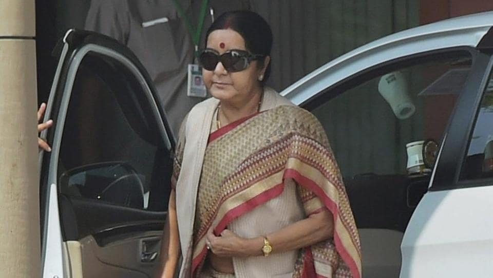 Sushma Swaraj Rescues Indian Abducted In Serbia