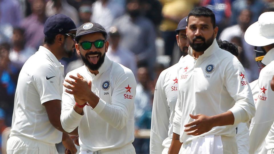Virat Kohli-led India need to win vs Australia in the fourth Test in Dharamsala to reclaim the Border-Gavaskar Trophy.