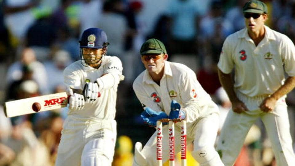 Sachin Tendulkar's 241 in the series decider in Sydney during the four-match Test series in 2003-04 helped India retain the Border-Gavaskar Trophy with a draw against Australia