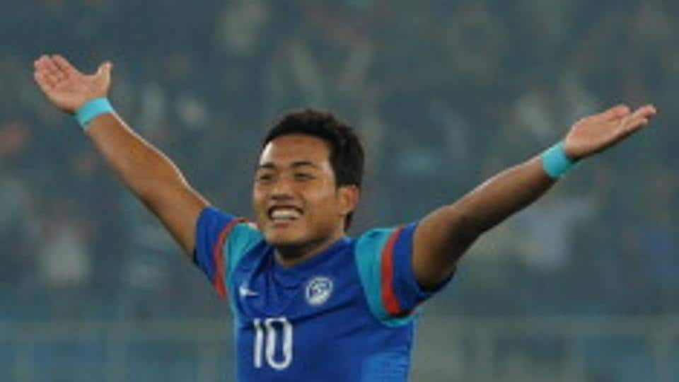 Jeje Lalpekhula, who came in as a substitute, scored in the second half for India football team in the friendly match against Cambodia in Phnom Penh on Wednesday. The other goals in the 3-2 win came from captain Sunil Chhetri and Sandesh Jhinghan