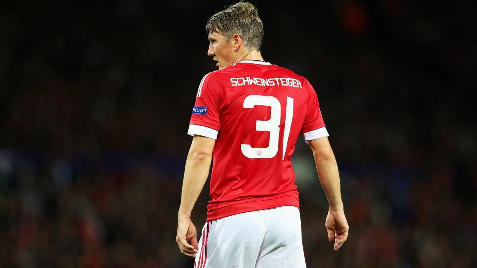 Bastian Schweinsteiger joined Manchester United in 2015 and could make a big impact.