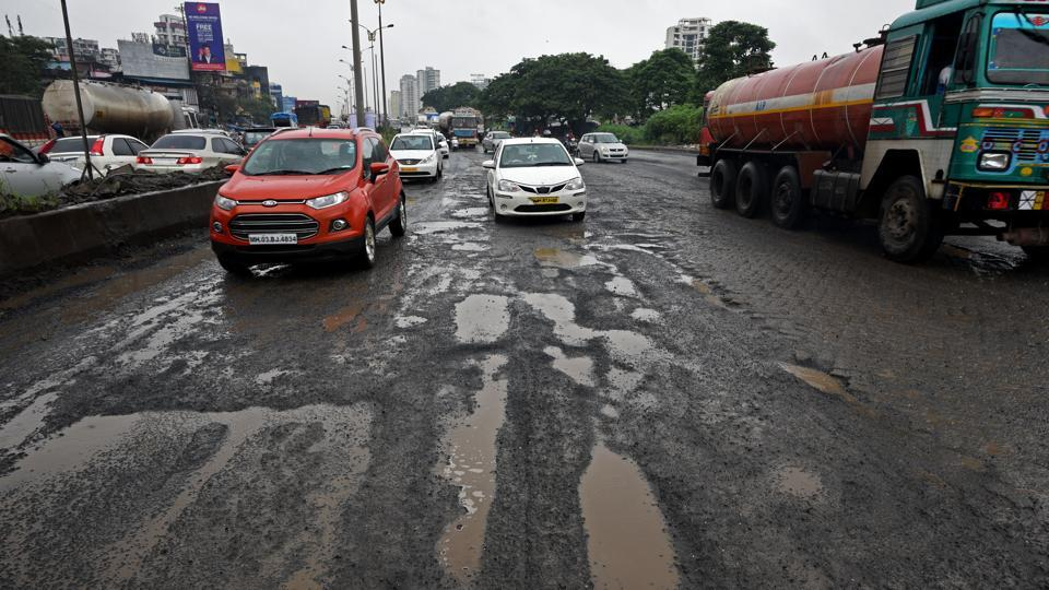 BMC,Contractors,Road scam