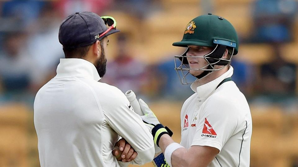 India skipper Virat Kohli and Australian counterpart Steve Smith have been involved in a number of verbal duels during the ongoing four-match Test series.