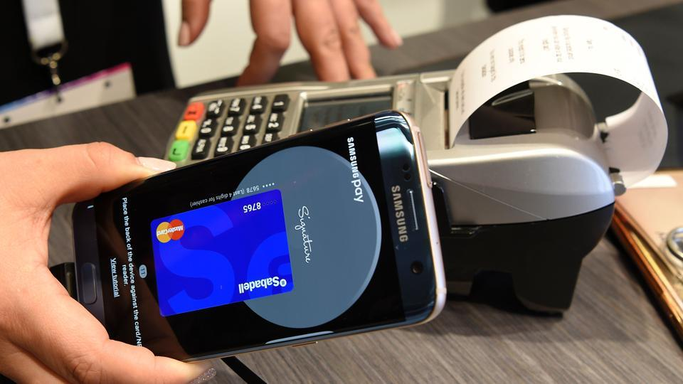 Samsung Pay,Samsung,Digital Payments