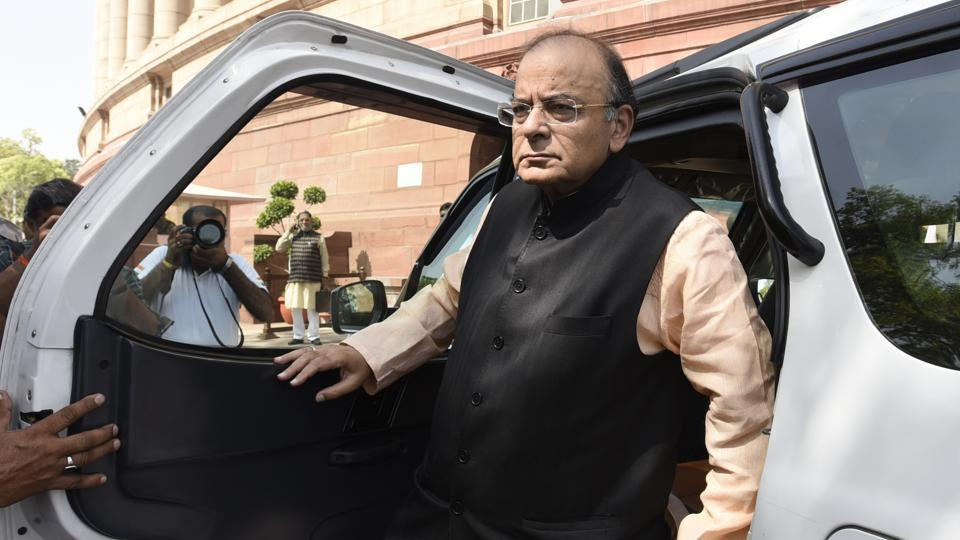 Arun Jaitley says he is hopeful of GST rollout by July 1.