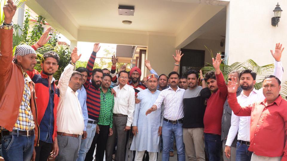 rebellion,trivendrasinghrawat,BJP