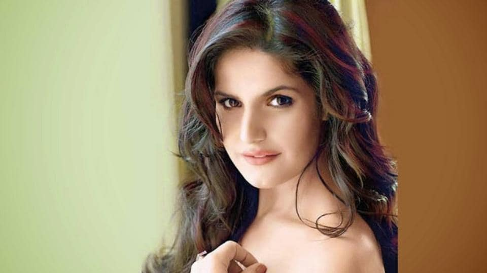 Actor Zareen Khan says that many people in the industry only get to know you if you are physically appealing.