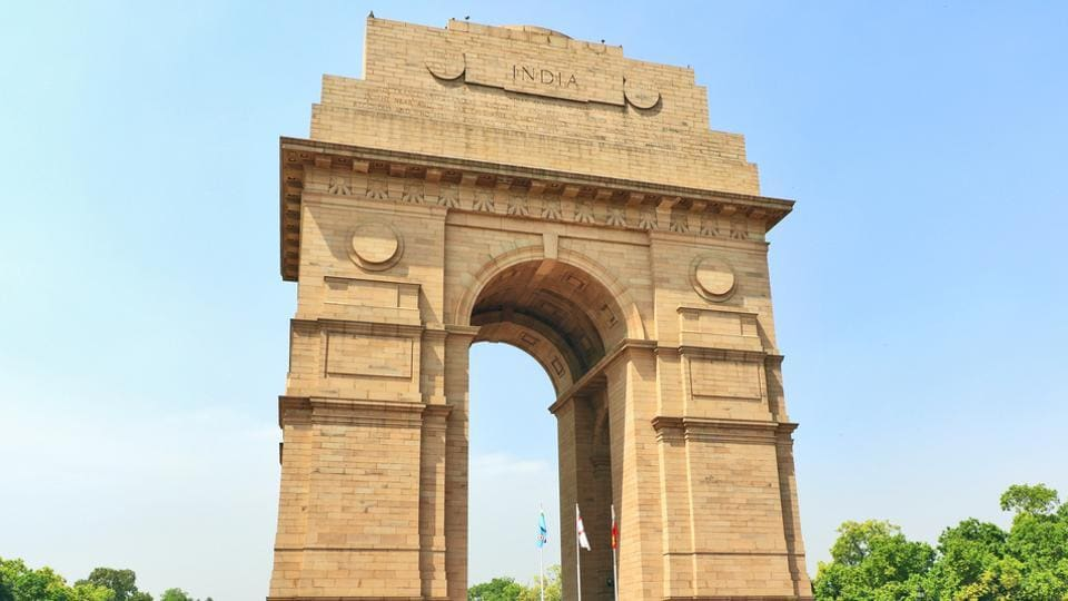 Winners were determined using an algorithm that took into account the quantity and quality of reviews and ratings for hotels, restaurants and attractions in destinations worldwide. (In picture) India Gate in New Delhi.