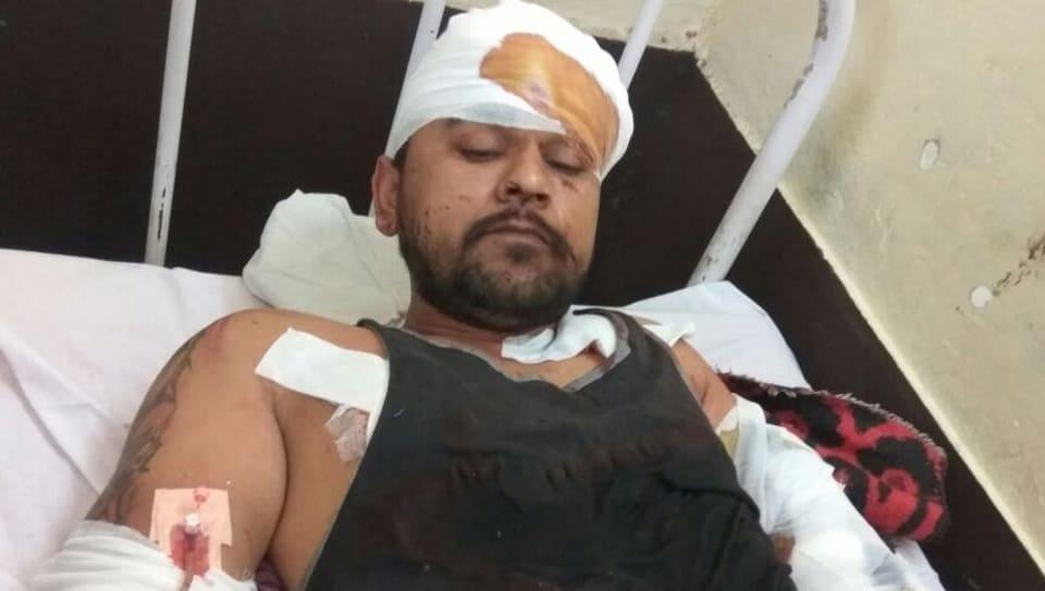 Kapurthala Modern Jail,groups,clash