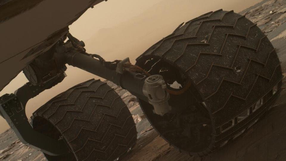 NASA,Curiosity Rover,Mars