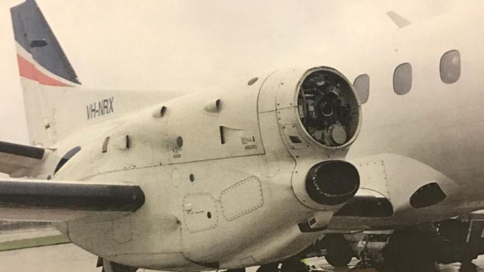 Aviation safety,Regional Express,Australia