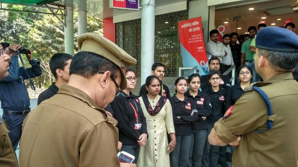 Anti Romeo Squad,Girls schools and colleges,Eve- teasing