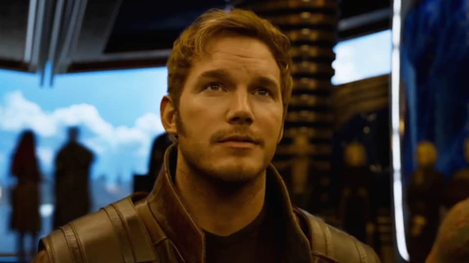 Guardians of the Galaxy Vol. 2 is slated to release on May 5.