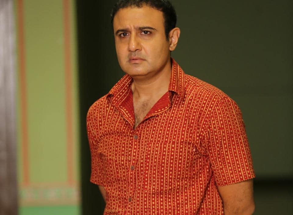 Vivek Mushran,Ek Aastha Aisi Bhee,Ek Aastha Aisi Bhee shooting