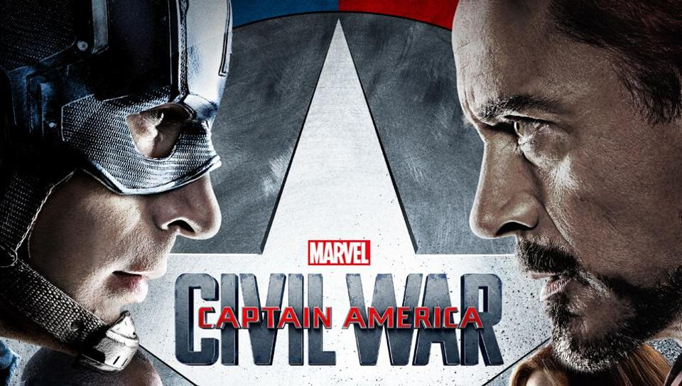 Captain America: Civil War is the highest-grossing movie of 2016 with $1.1 billion worldwide.