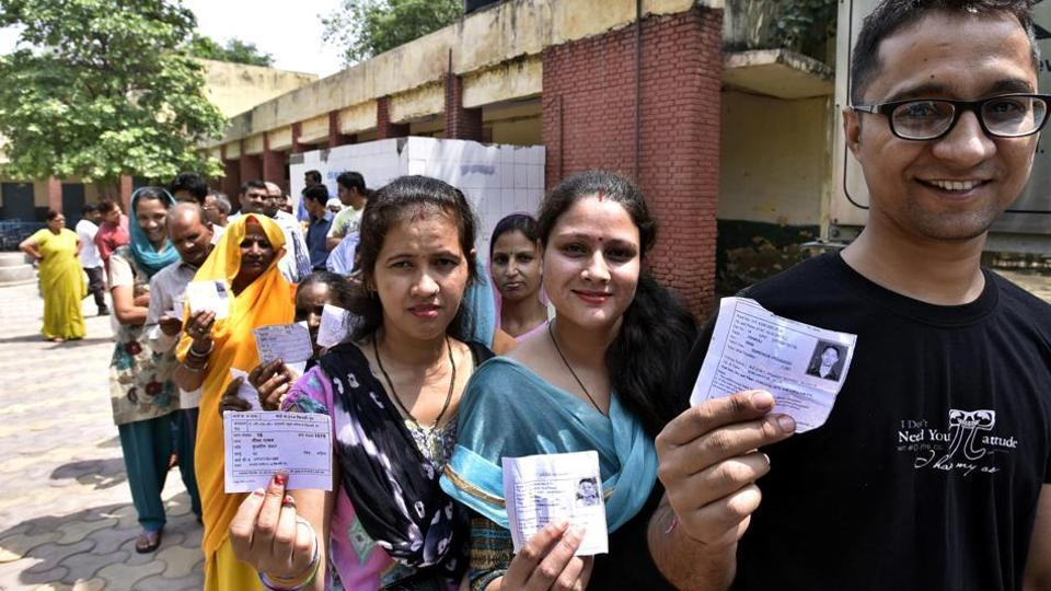 The municipal elections in the Capital will be held on April 23 instead of April 22 as decided earlier, the Delhi state election commission said on Wednesday.