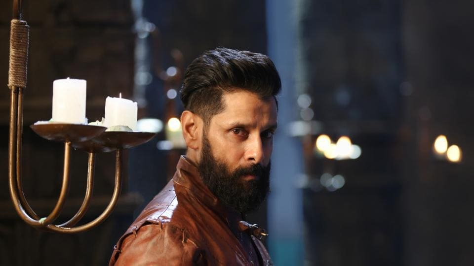 Saamy 2 will see the return of Vikram  as the hot-headed, foul-mouthed and uptight cop Aarusaamy.