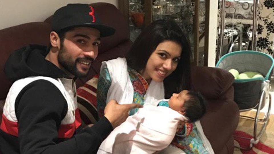 Mohammad Amir, the young Pakistan pacer, is spending some quality time with his family in the United Kingdom.