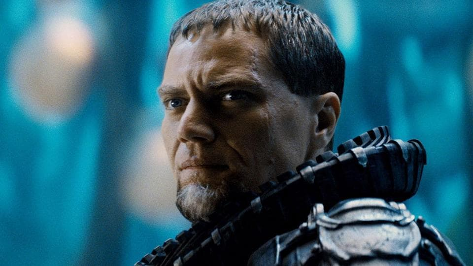 Michael Shannon played the villain General Zod in Batman v Superman: Dawn of Justice and was recently nominated for an Oscar for Nocturnal Animals.
